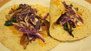 Vegan Soft Tacos